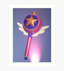 Lámina artística Star Butterfly Wand