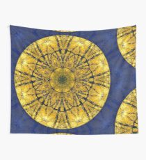 Autumn in the Fitzroy Gardens Mandala Wall Tapestry