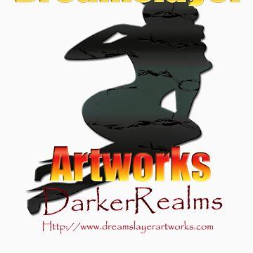 DreamSlayerArtWorks Logo 04 by Armorbeast