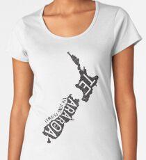 Camiseta premium para mujer Te Araroa