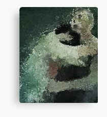 Hannigram Becoming Canon Canvas Print