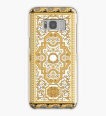 versace inspired Gold Leaf design Samsung Galaxy Case/Skin