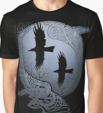 ODIN'S RAVENS Graphic T-Shirt