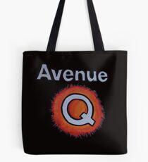 AVENUE Q Tote Bag