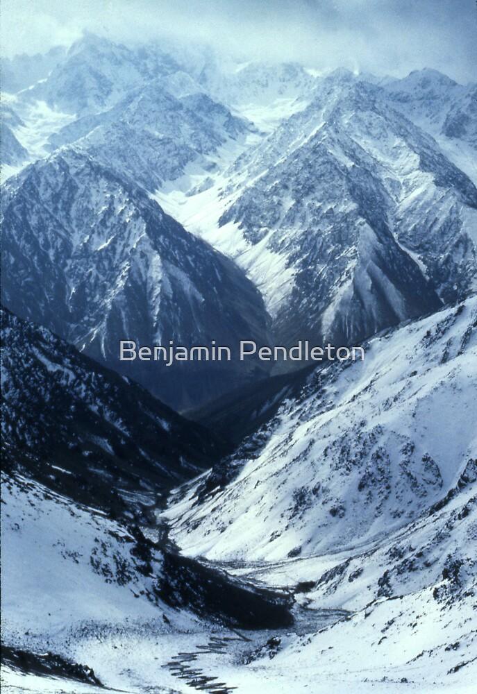 AFGHANISTAN by Benjamin Pendleton