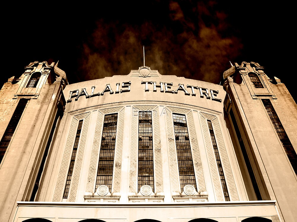 Palais Theatre by Beth A