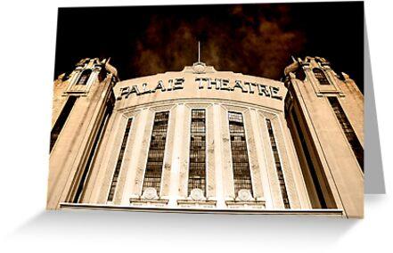 Palais Theatre by Beth A