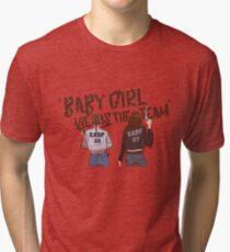 we IS the team Tri-blend T-Shirt