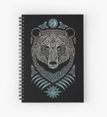 FOREST LORD Spiral Notebook