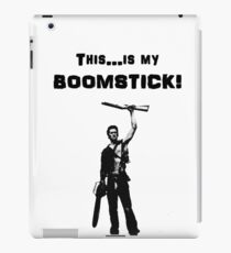 This is My Boomstick iPad Case/Skin