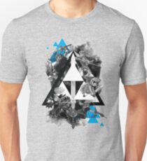 zelda blue grey Unisex T-Shirt