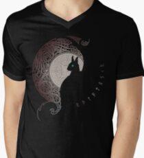 RATATOSKR Men's V-Neck T-Shirt
