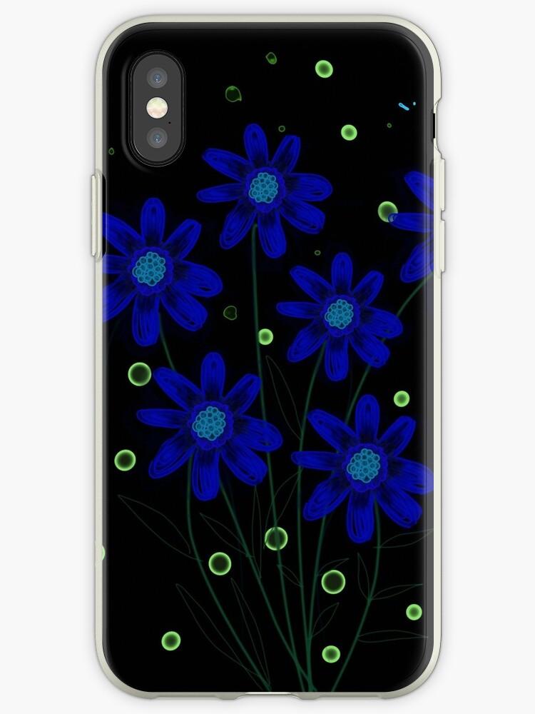 Blueberry Flowers by Artophrenia