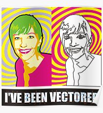 Lisadee vectored Poster