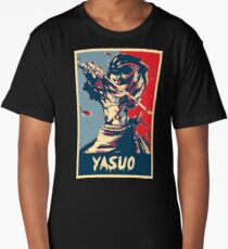 League of Legends Yasuo Long T-Shirt