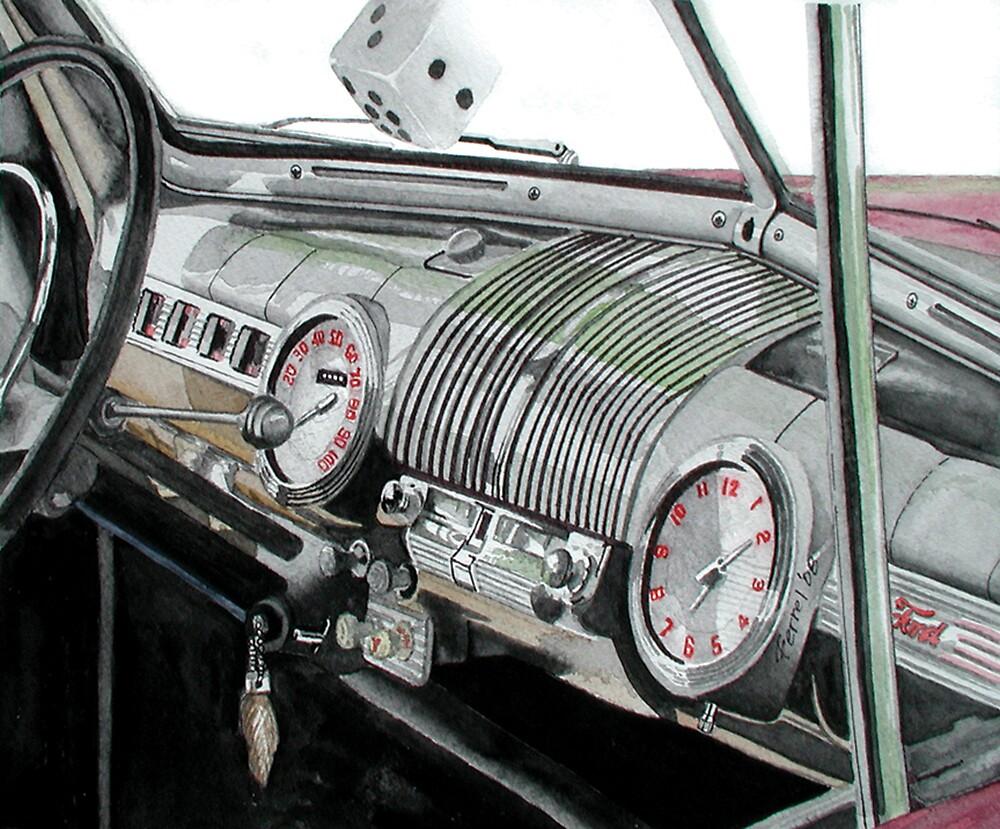 Ford Dash by ferrel cordle