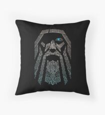 ODIN Throw Pillow