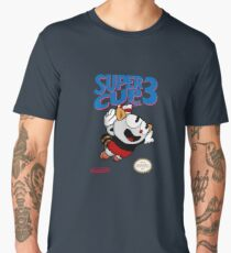 Super Cup Bros. 3 Men's Premium T-Shirt