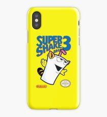 Super Shake Bros. 3 iPhone Case