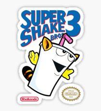 Super Shake Bros. 3 Sticker