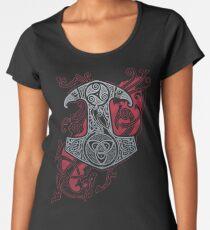 RAVEN'S MJOLNIR Women's Premium T-Shirt