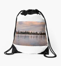 Wakatipu Winter Drawstring Bag