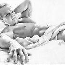 A Portrait of Eric K. by David J. Vanderpool