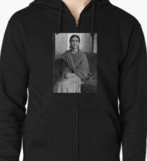 Frida Kahlo Merchandise Zipped Hoodie