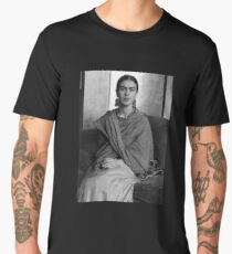 Frida Kahlo Merchandise Men's Premium T-Shirt