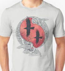 HUGIN&MUNIN Unisex T-Shirt