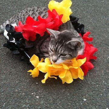 German Cat by RosiLorz