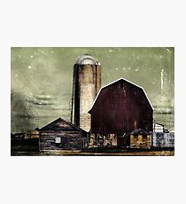 Rural Reminiscence Photographic Print