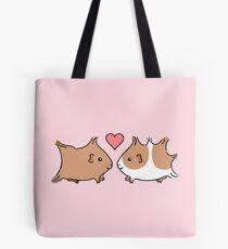 Guinea-pig Sweethearts Tote Bag