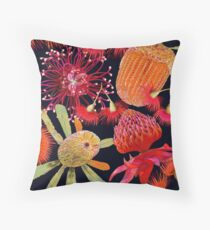 Aussie Beauties Throw Pillow