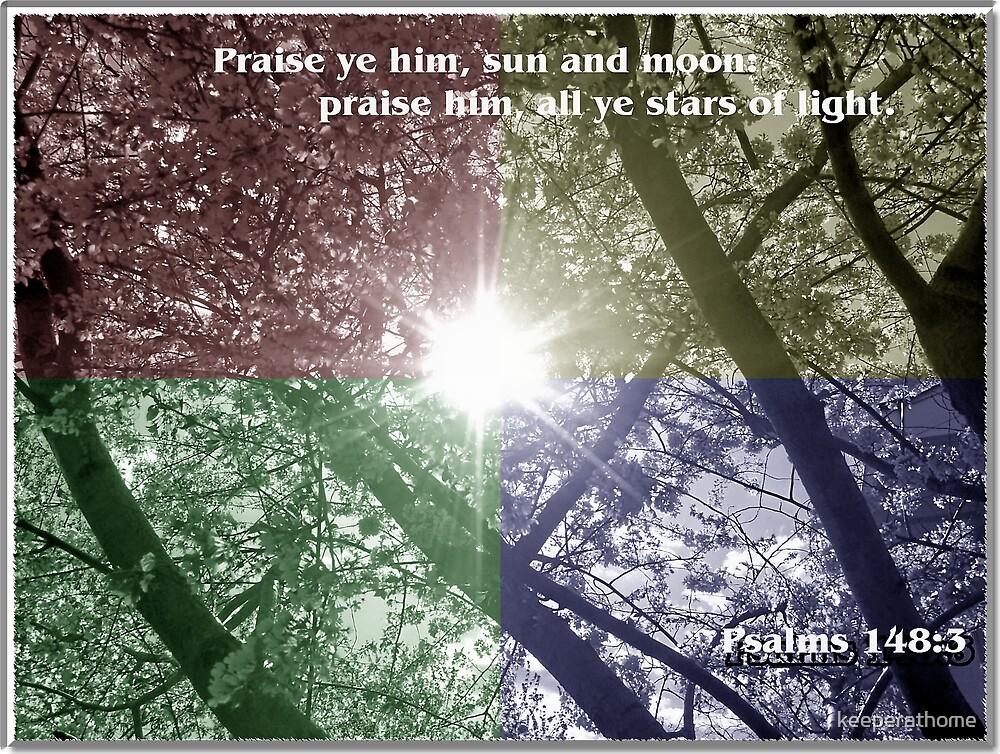 Praise Him! by keeperathome