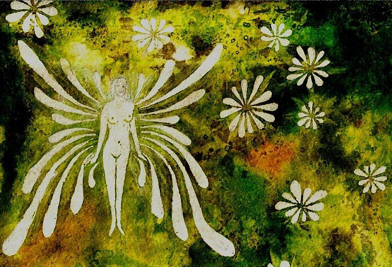 spring maiden by leesamac