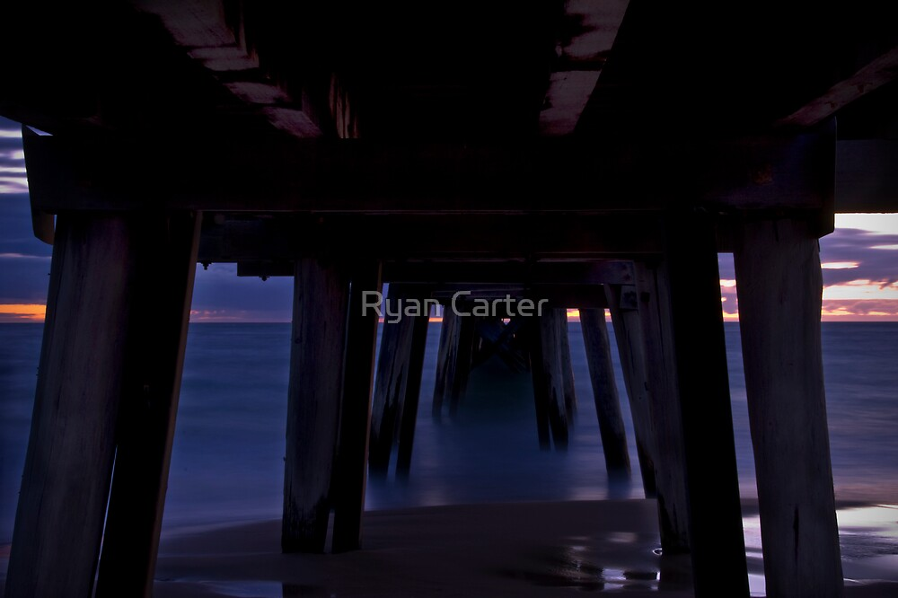 Under the Jetty by Ryan Carter