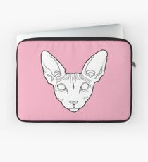 Sphynx Cat Laptop Sleeve