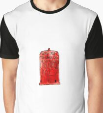 Doctor Who - 9th Doctor Quote Graphic T-Shirt