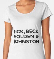 Heroes of the Underground Women's Premium T-Shirt