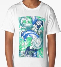 Only Waves Long T-Shirt