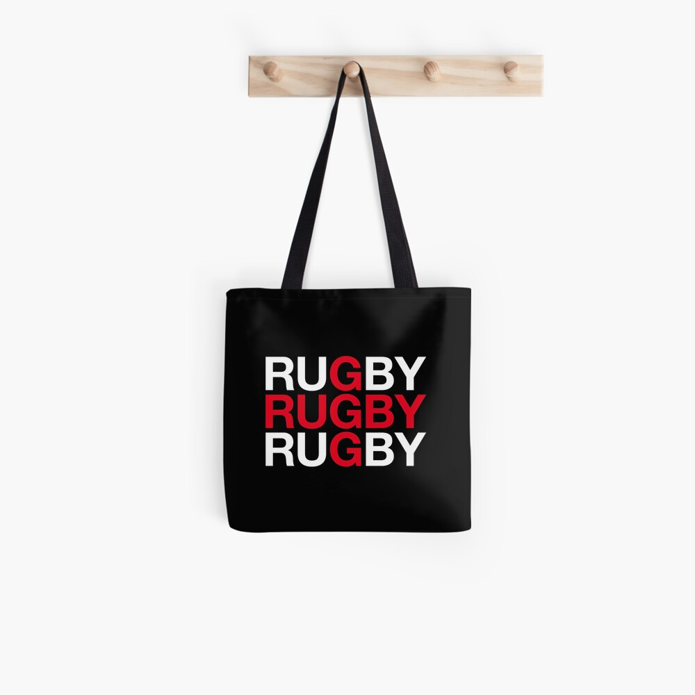 RUGBY Stofftasche
