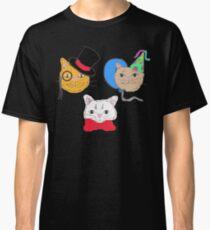 Cute  Cats in Hats  Classic T-Shirt