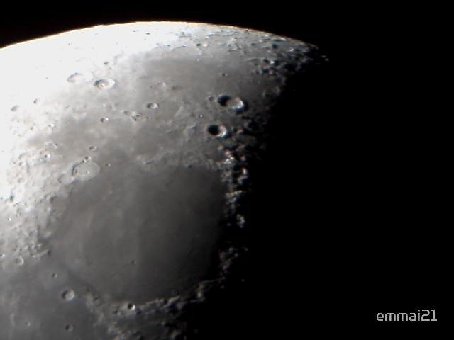 The Moon by emmai21