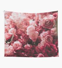 coming up roses Wall Tapestry