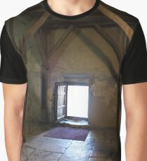 Humility Door at Nativity Church Graphic T-Shirt