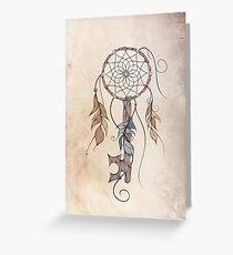 Key To Dreams Greeting Card