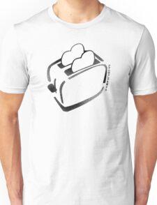 Hot Toasty Love Unisex T-Shirt
