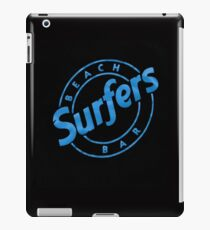 Surfers Beach Bar Tenerife iPad Case/Skin