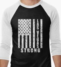 Las Vegas Strong - USA flag Nevada NV US State T-Shirt